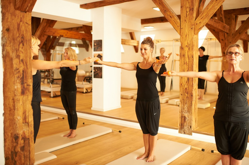 Pilates Forchheim