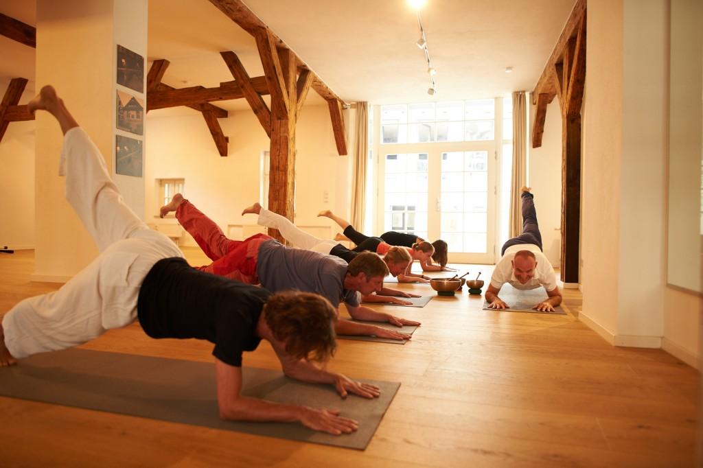 Yoga und Pilates Forchheim